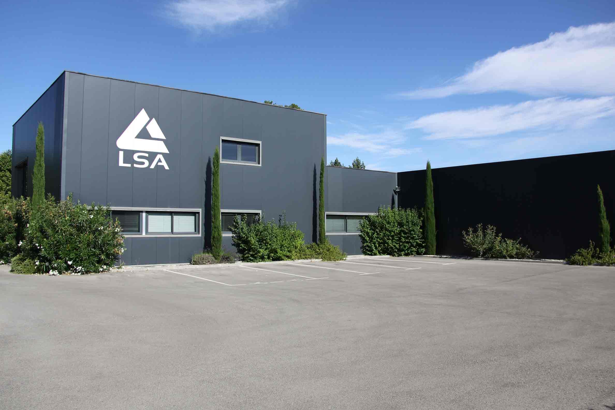Locaux LSA Solutions